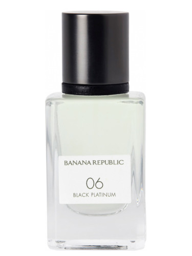 06 Black Platinum Banana Republic für Frauen und Männer