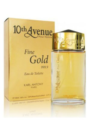 10th Avenue Fine Gold 999.9 10th Avenue Karl Antony für Männer