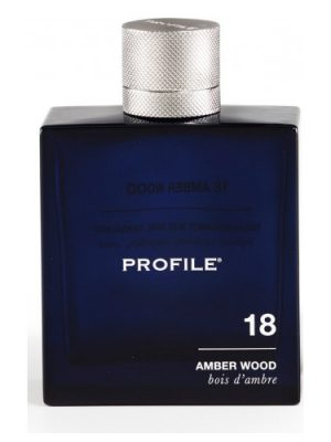18 Amber Wood Profile für Männer