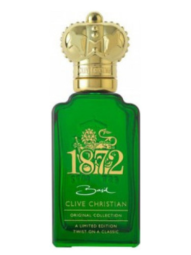 1872 Basil Clive Christian für Männer