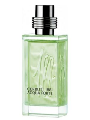 1881 Acqua Forte Cerruti für Männer