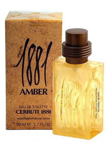 1881 Amber pour Homme Cerruti für Männer