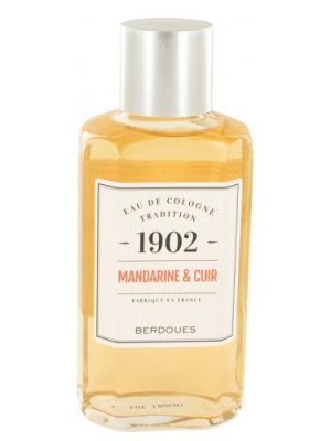 1902 Mandarine & Cuir Parfums Berdoues für Frauen und Männer