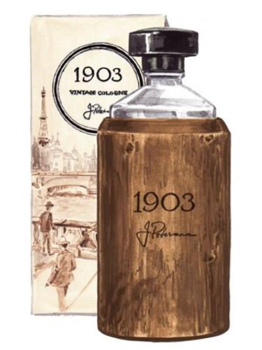 1903 J. Peterman für Männer