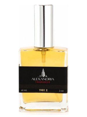 1981X Alexandria Fragrances für Frauen und Männer