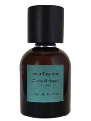 2# nota di viaggio (shukran) Meo Fusciuni für Frauen und Männer