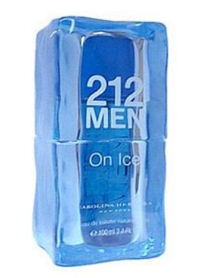 212 Men on Ice 2005 Carolina Herrera für Männer