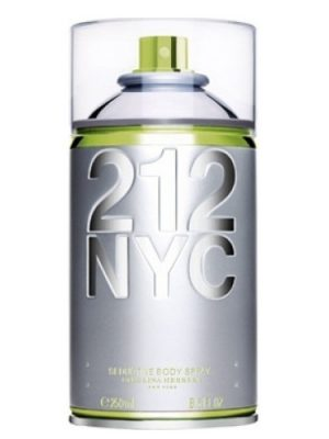 212 NYC Body Spray Carolina Herrera für Frauen