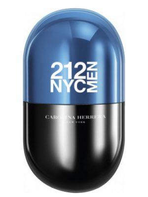 212 NYC Men Pills Carolina Herrera für Männer