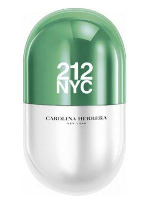 212 NYC Pills Carolina Herrera für Frauen