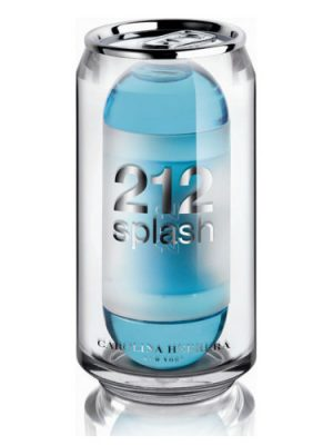 212 Splash for Women Carolina Herrera für Frauen