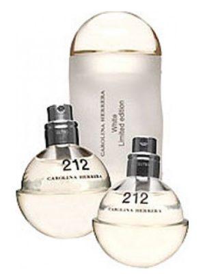 212 White Carolina Herrera für Frauen