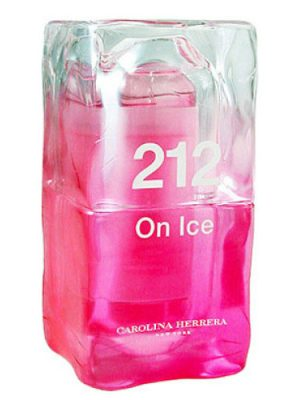 212 on Ice 2006 Carolina Herrera für Frauen