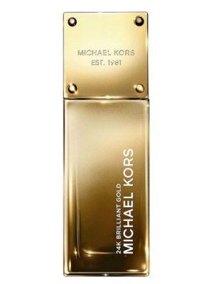 24K Brilliant Gold Michael Kors für Frauen