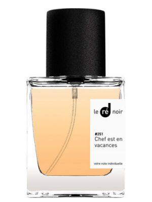 #251 Chef Est En Vacances Le Ré Noir für Frauen und Männer