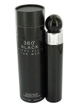 360° Black for Men Perry Ellis für Männer