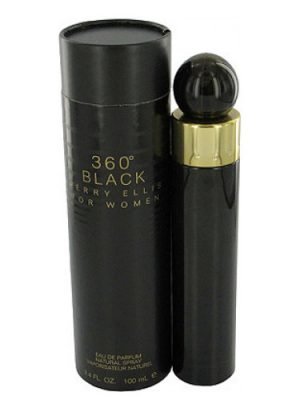 360° Black for Women Perry Ellis für Frauen