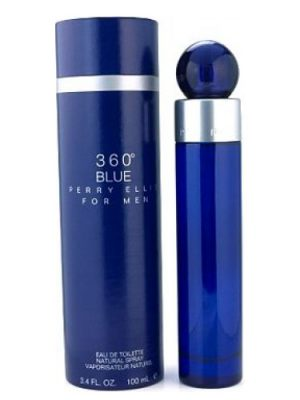 360° Blue for Men Perry Ellis für Männer