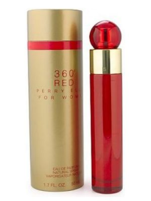 360° Red Perry Ellis für Frauen