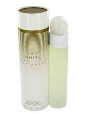 360° White Perry Ellis für Frauen