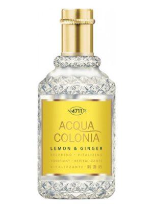 4711 Acqua Colonia Lemon & Ginger 4711 für Frauen und Männer