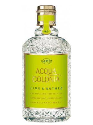 4711 Acqua Colonia Lime & Nutmeg 4711 für Frauen und Männer