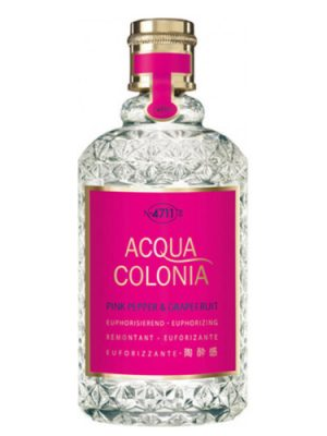 4711 Acqua Colonia Pink Pepper & Grapefruit 4711 für Frauen und Männer