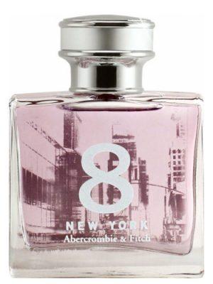 8 New York Abercrombie & Fitch für Frauen