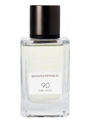 90 Pure White Banana Republic für Frauen und Männer