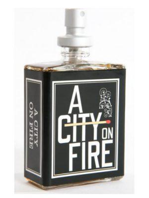 A City On Fire Imaginary Authors für Frauen und Männer