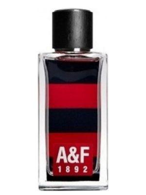 A & F 1892 Red Abercrombie & Fitch für Männer