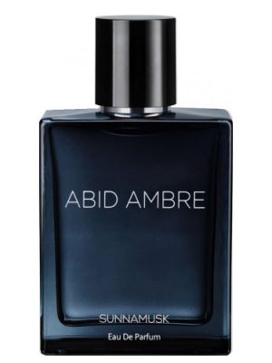Abid Ambre Eau de Parfum Sunnamusk für Männer