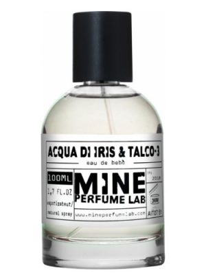 Acqua Di Iris & Talco-23 Mine Perfume Lab für Frauen und Männer