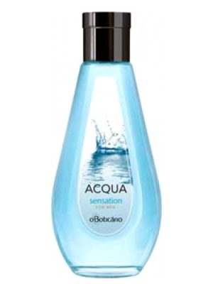 Acqua Sensation For Men O Boticário für Männer
