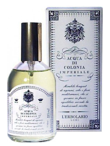 Acqua di Colonia Imperiale L'Erbolario für Frauen und Männer