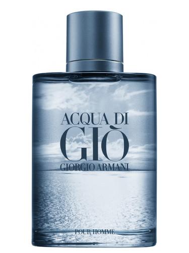Acqua di Gio Blue Edition Pour Homme Giorgio Armani für Männer