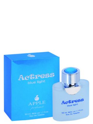 Actress Blue Light Apple Parfums für Frauen