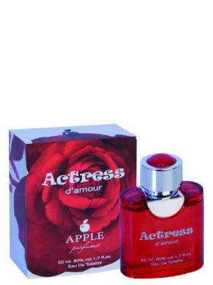 Actress D'Amor Apple Parfums für Frauen