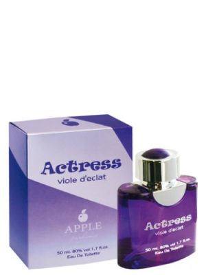 Actress Viole D'Eclat Apple Parfums für Frauen