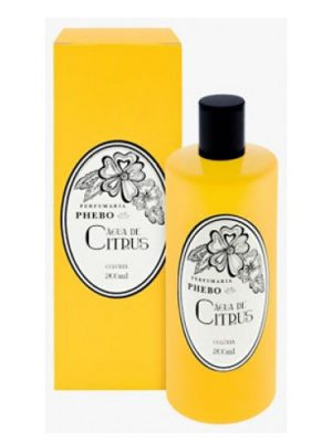 Agua de Citrus Phebo für Frauen und Männer