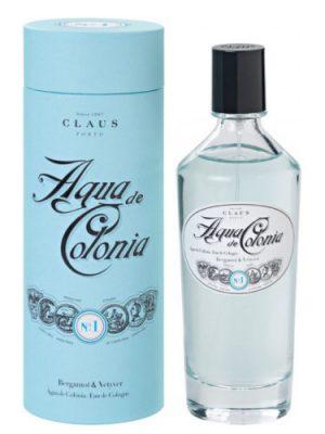 Agua de Colonia No.1 Bergamot & Vetyver Claus Porto für Frauen und Männer