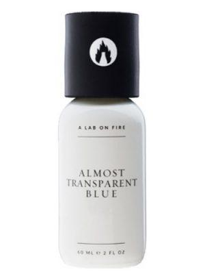 Almost Transparent Blue A Lab on Fire für Frauen und Männer