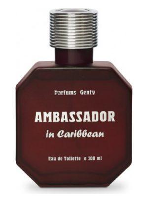 Ambassador in Caribbean Parfums Genty für Männer