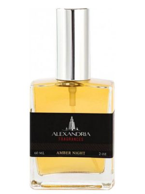 Amber Night Alexandria Fragrances für Frauen und Männer