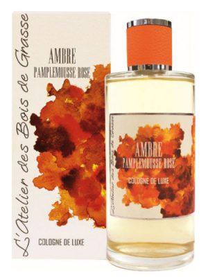 Ambre Pamplemousse Rose L'Atelier des Bois de Grasse für Frauen und Männer