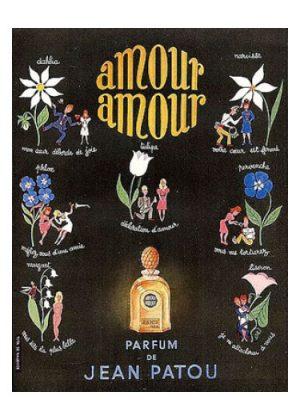 Amour Amour Jean Patou für Frauen