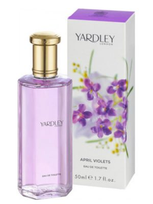 April Violets Contemporary Edition Yardley für Frauen