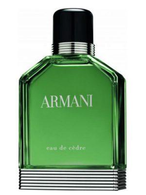 Armani Eau de Cèdre Giorgio Armani für Männer