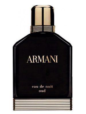 Armani Eau de Nuit Oud Giorgio Armani für Männer