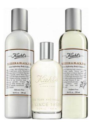 Aromatic Blends: Vetiver & Black Tea Kiehl's für Frauen und Männer